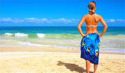 Vrouwen Versieren Op Vakantie