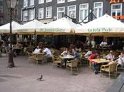Terras in Amsterdam